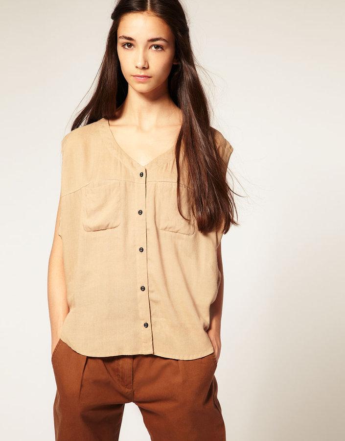 Twist & Tango Blouson Shirt