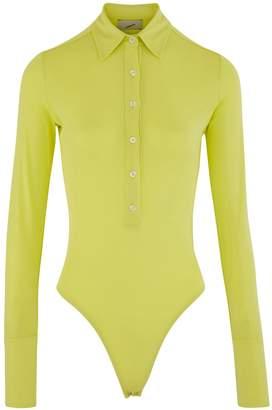 Coperni Jersey Long-sleeve Bodysuit