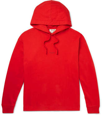 Acne Studios Loopback Cotton-Jersey Hoodie