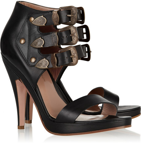 Sigerson Morrison Buckle-fastening leather sandals