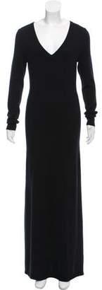 Oscar de la Renta Cashmere Casual Dress