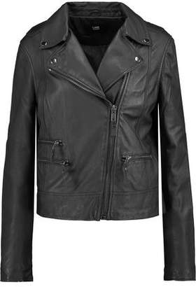 Line Forester Leather Biker Jacket