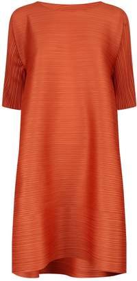 DAY Birger et Mikkelsen Pleats Please Asymmetric Midi Dress