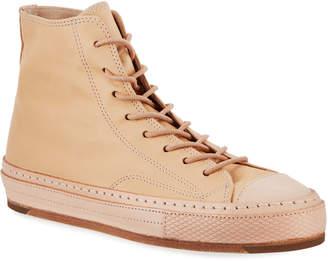 Hender Scheme Men's MIP High-Top Leather Sneakers