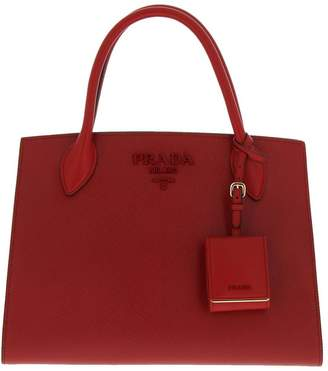 Prada Handbag Shoulder Bag Women