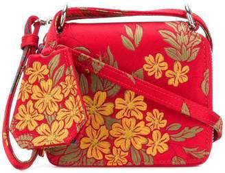 Marques Almeida Marques'Almeida jacquard shoulder bag