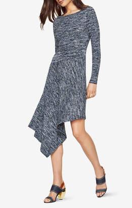 BCBGMAXAZRIA Tracy Space-Dyed Dress