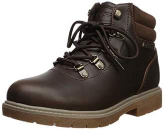 Lugz Women's Lynnwood Mid Fashion Boot Dark Brown/Gum