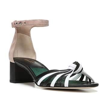 Diane von Furstenberg Women's Fonseca Mid-Heel Ankle-Strap Sandals