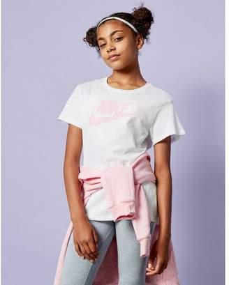 Nike Girls' Futura Hilo T-Shirt Junior