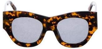 Karen Walker Faithful Tortoiseshell Sunglasses
