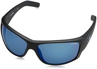 Arnette Men's Heist 2.0 0AN4215 Non-polarized Iridium Rectangular Sunglasses
