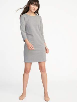 Old Navy Crew-Neck Jersey Tee Dress for Women