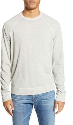 James Perse Slim Fit Raglan Shirt