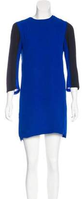 Surface to Air Long Sleeve Shift Dress