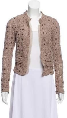 DAY Birger et Mikkelsen Embellished Knit Cardigan
