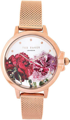 Ted Baker TE50641004 Rose Gold-Tone Ruth Watch