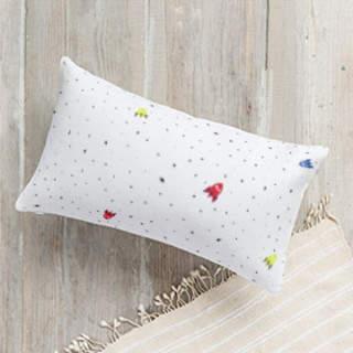 Rockets Away Lumbar Pillow