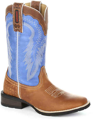 Durango Pull-On Mustang Cowboy Boot - Women's