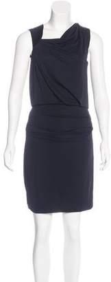 Halston sleeveless Knee-Length Dress
