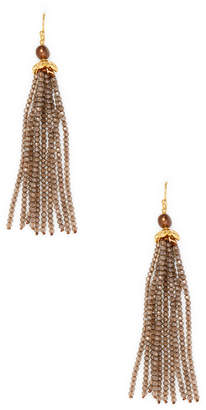 Chan Luu Beaded Dangle Earrings
