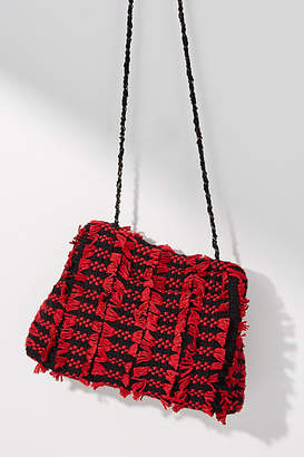 Maria La Rosa Small Vague Clutch
