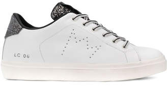 Leather Crown Leather Sneakers