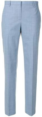 Theory straight tailored trousers