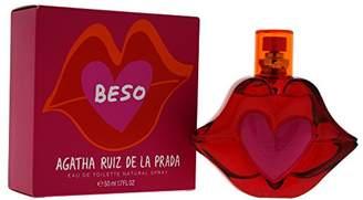 Agatha Ruiz De La Prada Eau de Toilette Spray for Women