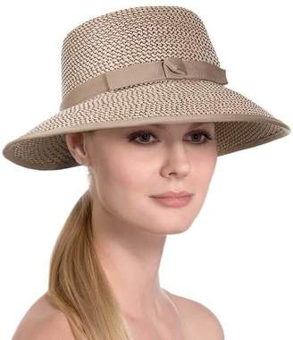 Eric Javits Luxury Fashion Designer Women's Headwear Hat - Squishee Cap