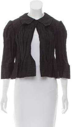 Isabel Toledo Lightweight Wool Jacket
