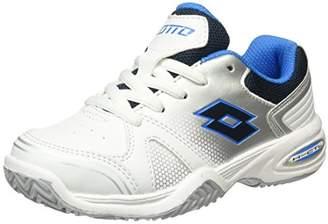 Lotto Sport Unisex Kids' T-Strike CL L Tennis Shoes