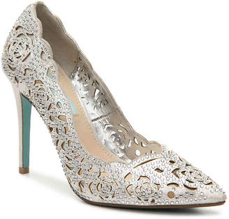 Betsey Johnson Emili Pump - Women's