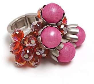 Schmuck-art Linard 29998 Ladies'Ring fuchsia