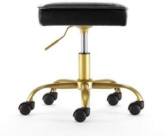 Mercer41 Haveman Petal Height Adjustable Stool Seat