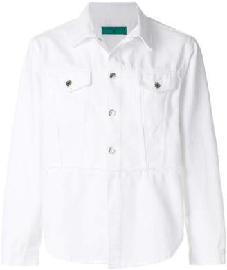 Paura x Kappa Firat denim jacket
