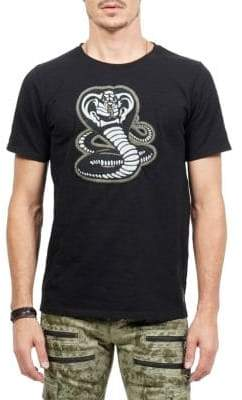 Cult of Individuality Cobra Crewneck Cotton Tee