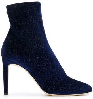 Giuseppe Zanotti Design Celeste glitter boots