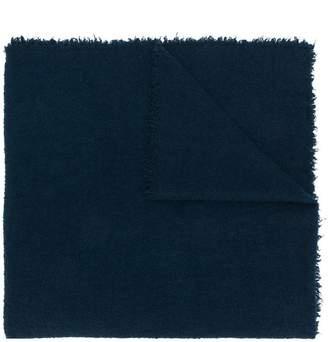 Faliero Sarti classic knit scarf