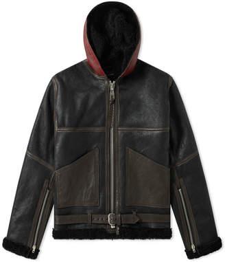 Nigel Cabourn Sheepskin Jacket