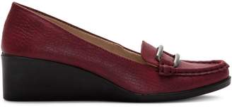 LifeStride Women's Core Lennox Wedge Loafers