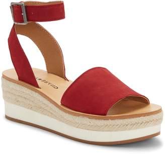 e61de132bf50 Lucky Brand Joodith Platform Wedge Sandal