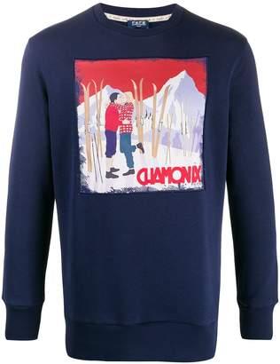 'Chamonix' jumper