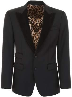 Dolce & Gabbana Sicilia Tuxedo Jacket
