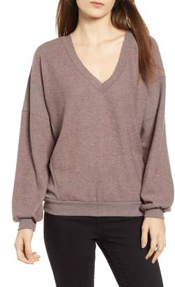 Project Social T Alsen V-Neck Sweatshirt