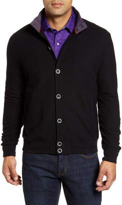 Robert Graham Hickman Button Front Jacket