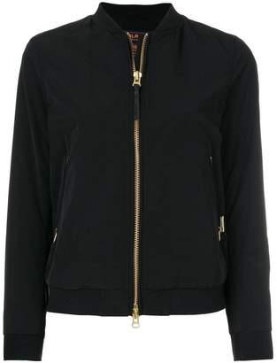 Woolrich zip pocket bomber jacket