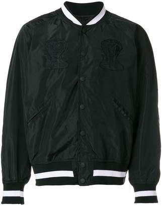 Kokon To Zai United Poison embroidered jacket