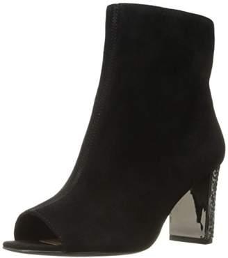 Tahari Women's Ta-Aviator Ankle Bootie $119 thestylecure.com