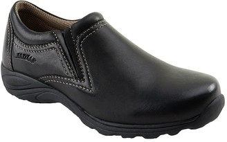 Eastland Leather Slip-ons with Twin Gore - Liliana